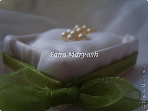 Мой свадебный хэнд-мейд:)  Скоро у меня самое светлое событие в жизни - моя свадьба. Вот я и решила кое-что сделать самостоятельно:)) Строго не судите, я только начинаю:) фото 2