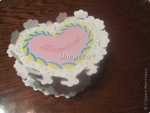 Дочкины работы - бумажные сладости фото 3