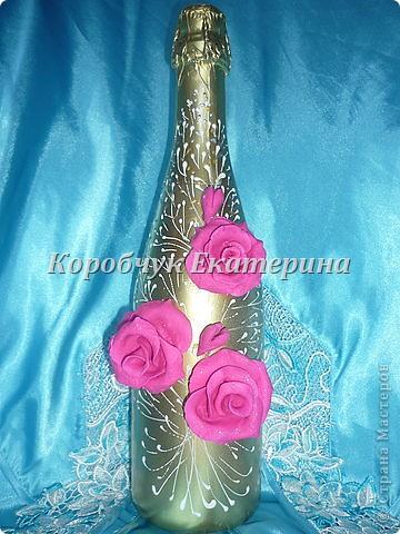 Розовые розы! фото 1
