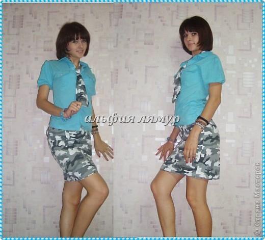 платье и сумочка-клатч сшиты мной) фото 7
