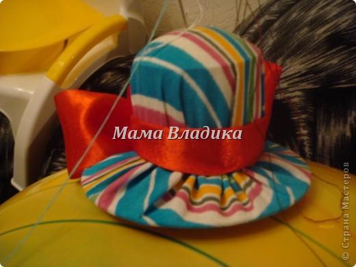 Шляпка-игольница-повторюшка фото 2