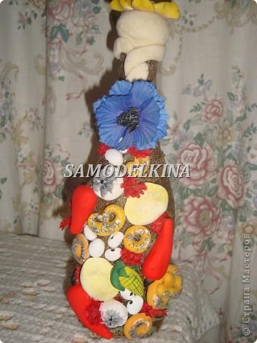 декоративная бутылочка фото 1