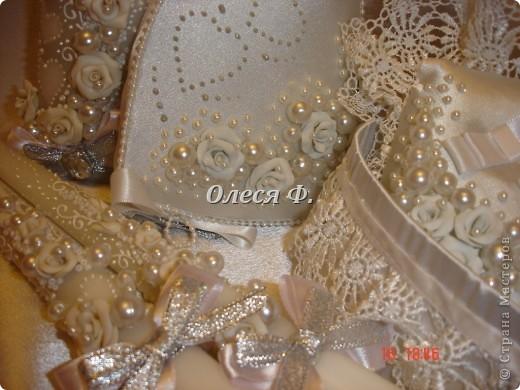 Как и обещала - наборчик, сделанный для свадьбы сестры. фото 1