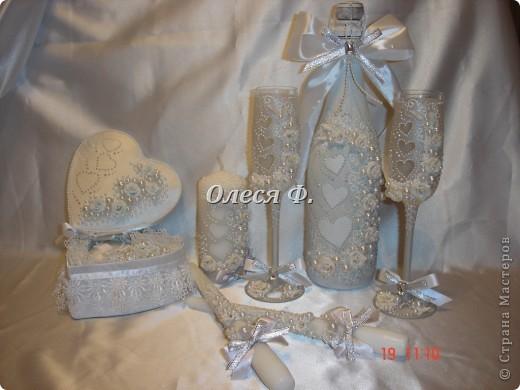 Как и обещала - наборчик, сделанный для свадьбы сестры. фото 4