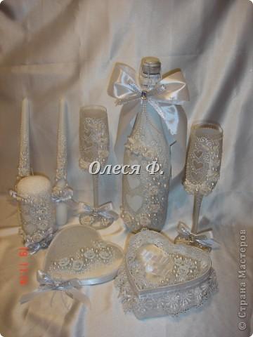 Как и обещала - наборчик, сделанный для свадьбы сестры. фото 3