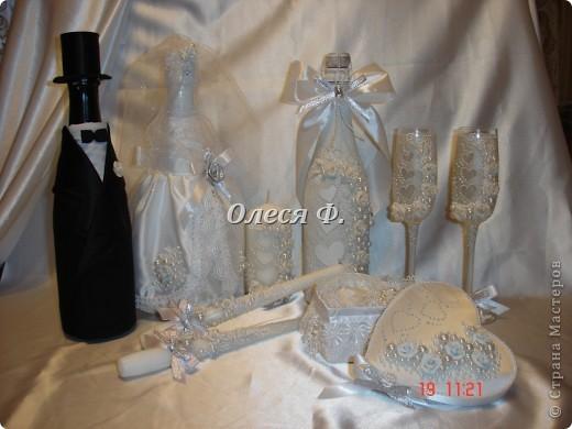 Как и обещала - наборчик, сделанный для свадьбы сестры. фото 2