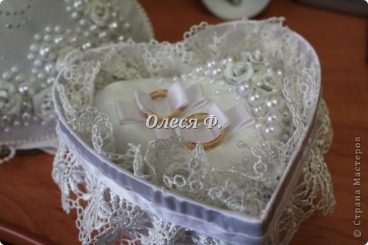 Как и обещала - наборчик, сделанный для свадьбы сестры. фото 14
