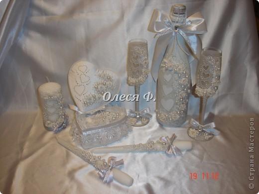 Как и обещала - наборчик, сделанный для свадьбы сестры. фото 5