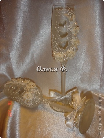 Как и обещала - наборчик, сделанный для свадьбы сестры. фото 10