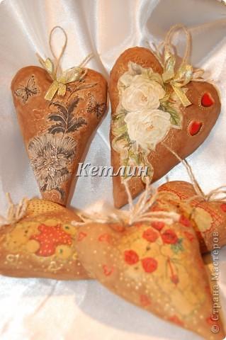 Валентинки с ароматом кофе,какао,корицы фото 1