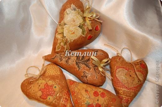 Валентинки с ароматом кофе,какао,корицы фото 6