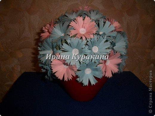 Цветочные шарики фото 5