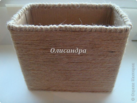 Вот такую коробочку для бумаг я сделала из ненужной коробки... Как это начиналось можно посмотреть здесь... http://stranamasterov.ru/node/141514 фото 11