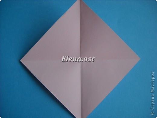Конверт-оригами для маленькой  открытки. Украшаем цветами в технике квиллинг. При копировании статьи, целиком или частично, пожалуйста, указывайте активную ссылку на источник! http://stranamasterov.ru/user/9321 http://stranamasterov.ru/node/142138 фото 18