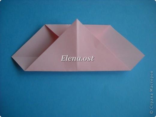 Конверт-оригами для маленькой  открытки. Украшаем цветами в технике квиллинг. При копировании статьи, целиком или частично, пожалуйста, указывайте активную ссылку на источник! http://stranamasterov.ru/user/9321 http://stranamasterov.ru/node/142138 фото 20