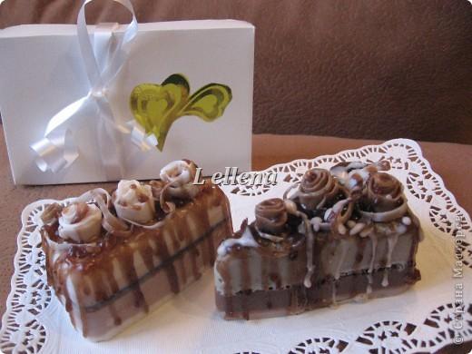 Кофейный торт. фото 2