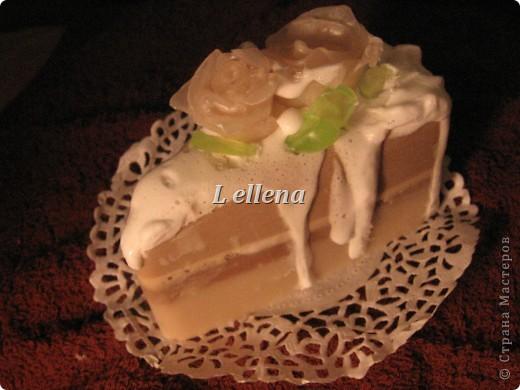 Кофейный торт. фото 1