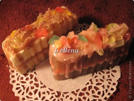 Кофейный торт. фото 3