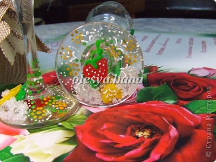 Вот такая прелесть получилась в подарок женщине на 45 лет :)))) фото 7
