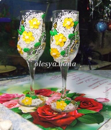 Вот такая прелесть получилась в подарок женщине на 45 лет :)))) фото 1