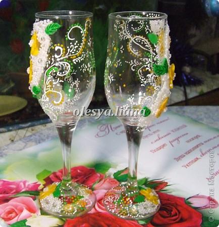 Вот такая прелесть получилась в подарок женщине на 45 лет :)))) фото 3