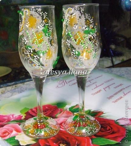Вот такая прелесть получилась в подарок женщине на 45 лет :)))) фото 4