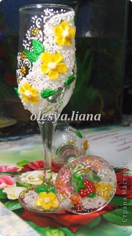 Вот такая прелесть получилась в подарок женщине на 45 лет :)))) фото 5