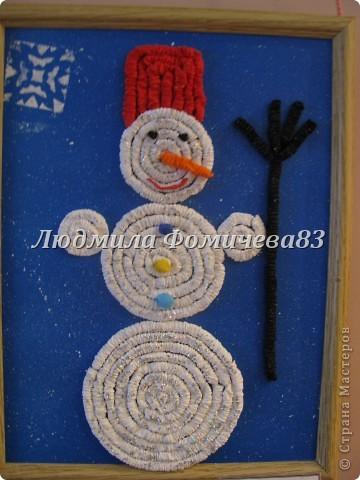 """""""Снеговичок"""" был создан 20 декабря 2010 года"""