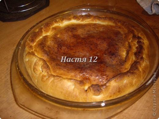 Сегодня решила испечь для Мамы и Папы яблочный пирог. фото 2