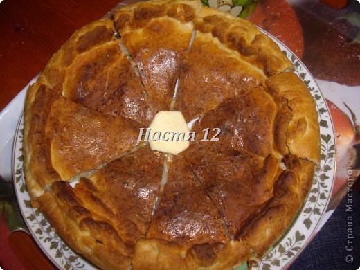 Сегодня решила испечь для Мамы и Папы яблочный пирог. фото 1