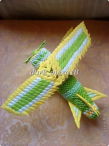 Оригами модульное фото 4