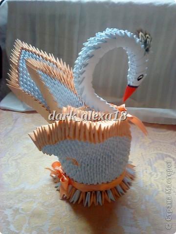 Оригами модульное фото 5