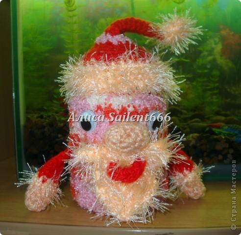 Карандашницы (игрушки вязанные) фото 4