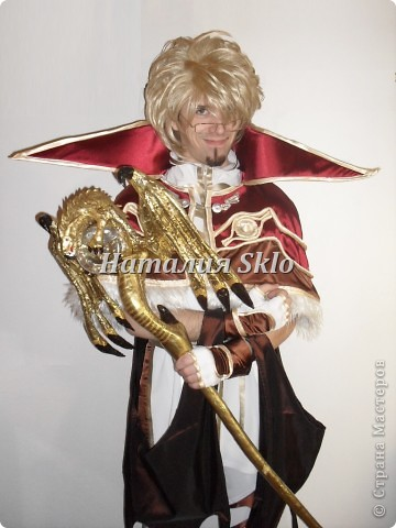 Персонаж из японского мультика :-) фото 2