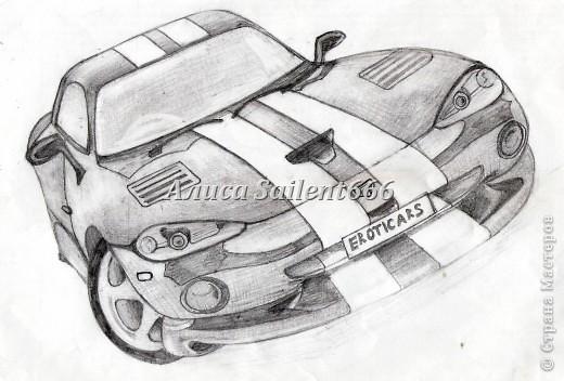 Рисунки карандашом фото 4