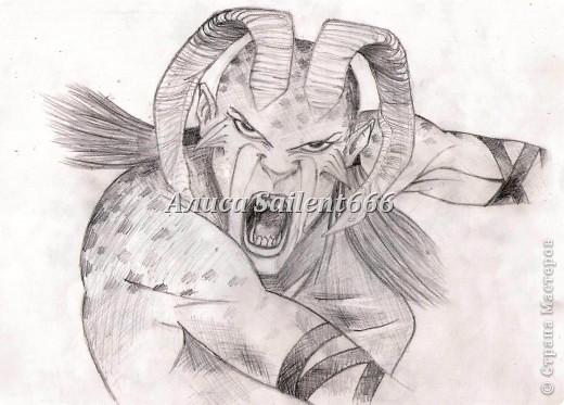 Рисунки карандашом фото 7