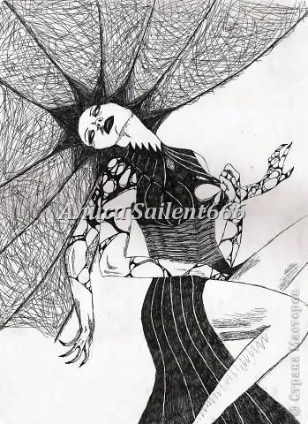 Рисунки карандашом фото 9