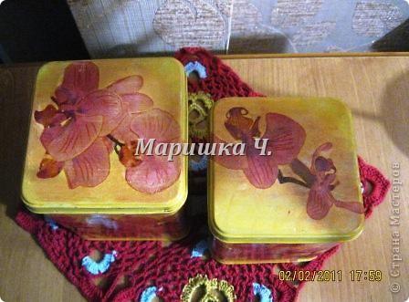 Баночки для сыпучих продуктов фото 3