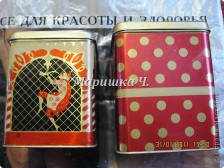 Баночки для сыпучих продуктов фото 2