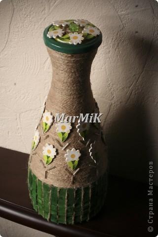 Бутылки превращаются... фото 4