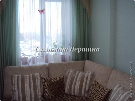 Обновление дивана и подушек  чехлами. фото 2