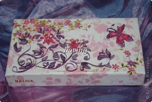 Вот такая коробочка для подарка). фото 1