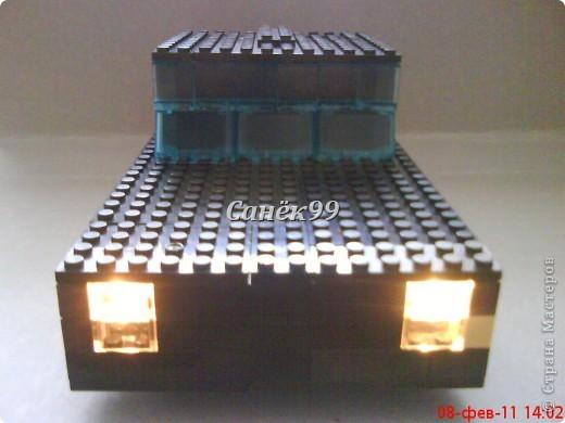 Сделал ещё одну модель из конструктора марки форд. фото 3
