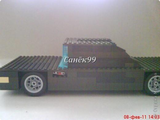 Сделал ещё одну модель из конструктора марки форд. фото 4