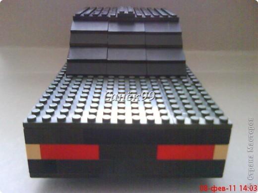 Сделал ещё одну модель из конструктора марки форд. фото 6