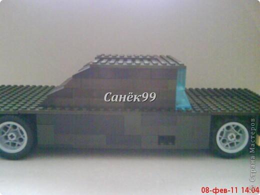 Сделал ещё одну модель из конструктора марки форд. фото 5