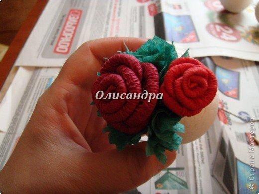 Сделала розовое дерево... https://stranamasterov.ru/node/144894 ...и так мне понравилось крутить розочки, что не могу остановиться... Это первый розовый шар..., по моей задумке их будет три...Результат покажу позже, т.к. последний шарик еще в проекте... фото 22