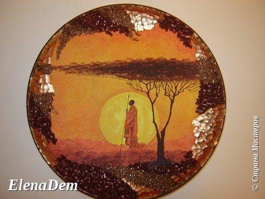 Африка тарелки фото 2