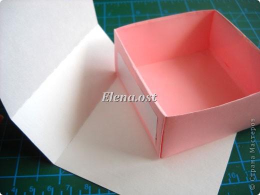 Как сделать свою коробку из бумаги