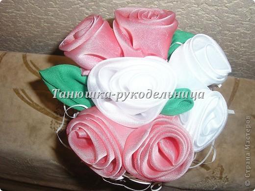 Розы в горшочке фото 2